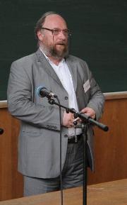 Prof. Dr. Meissner in der Plenarsitzung